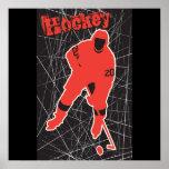 Hockey Print