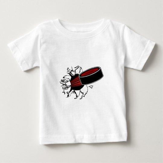 Hockey Puck Baby T-Shirt