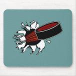 Hockey Puck Mouse Pad