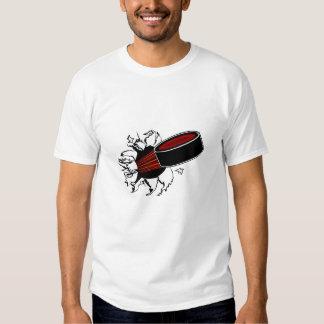 Hockey Puck Shirt
