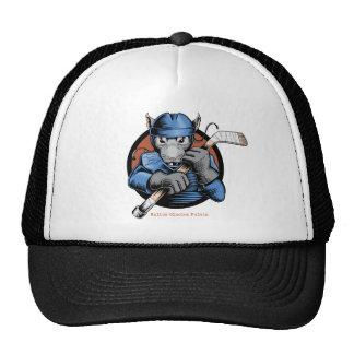 Hockey Rat Trucker Hat