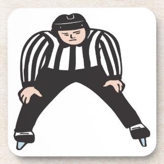 Hockey Referee Coaster
