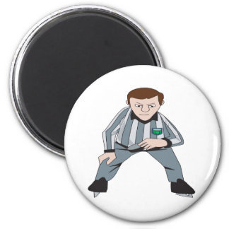 Hockey Referee Magnet