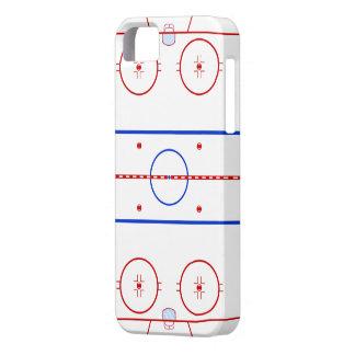 Hockey Rink iPhone 5 Cover