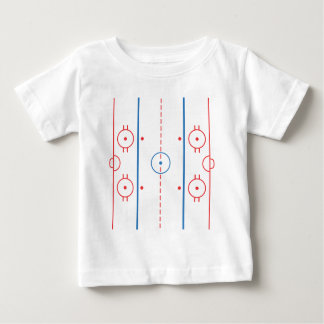 Hockey Rink Infant T-Shirt