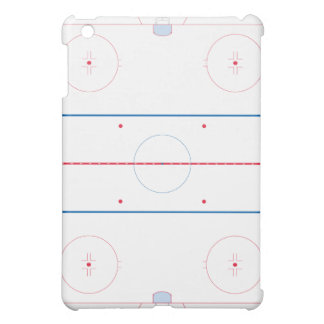 Hockey Rink iPad Case