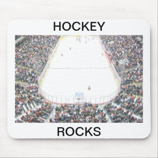 HOCKEY RINK MOUSE PADS