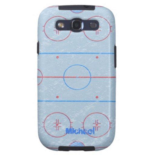 Hockey Rink Samsung Case-Mate Case Samsung Galaxy S3 Cover