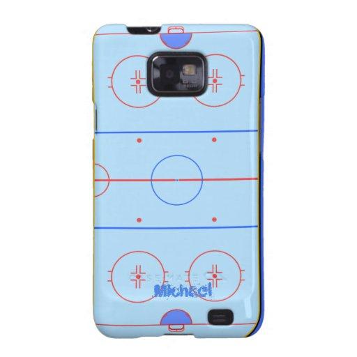 Hockey Rink Samsung Case-Mate Case Samsung Galaxy S Cover