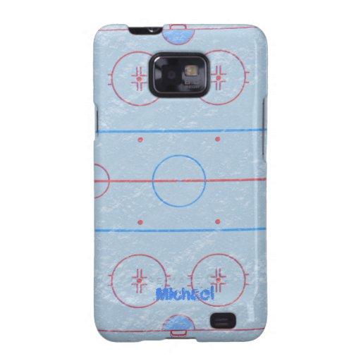 Hockey Rink Samsung Case-Mate Case Samsung Galaxy Case