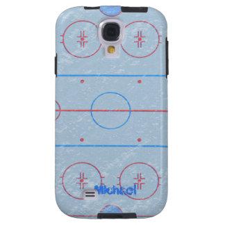 Hockey Rink Samsung Case-Mate  S4 Case