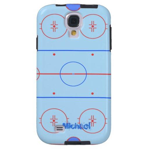 Hockey Rink Samsung Case-Mate  S4 Case Galaxy S4 Case