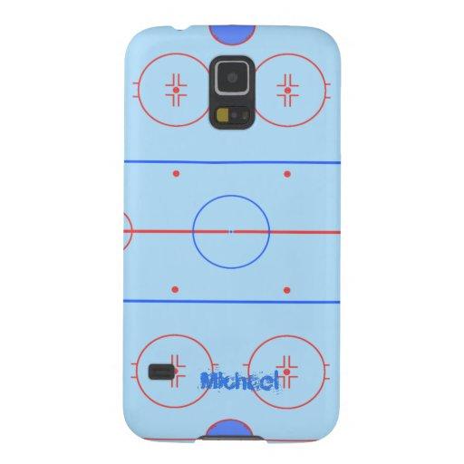 Hockey Rink Samsung Galaxy Nexus Case-Mate Case Galaxy S5 Cover