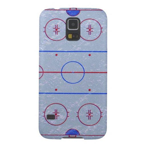 Hockey Rink Samsung Galaxy S5  Case Case For Galaxy S5