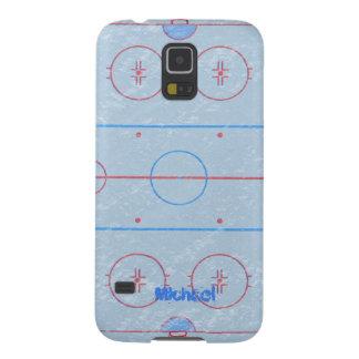 Hockey Rink Samsung Samsung Galaxy Nexus Galaxy S5 Cover