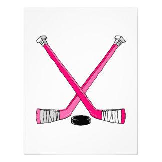 Hockey rosado comunicados