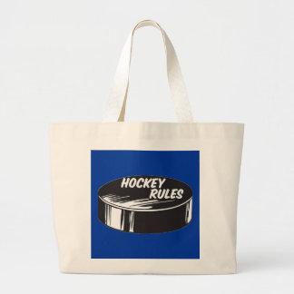 Hockey Rules bag