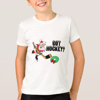 Hockey Santa Playera