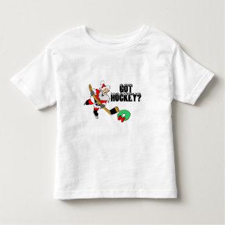 Hockey Santa Toddler T-shirt
