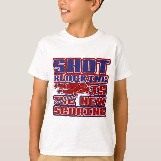 Hockey Shot Blocking T-Shirt