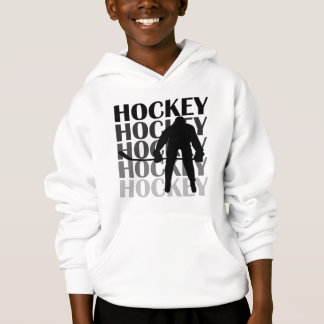 Hockey Silhouette T-shirts and Gifts