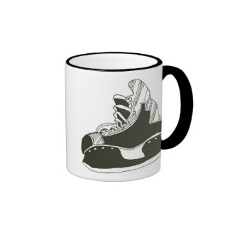 Hockey Skates Coffee Mug