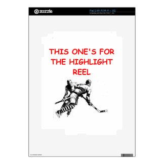 hockey skin for iPad 2