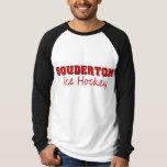 Hockey sobre hielo de Souderton - camisa larga del