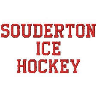 Hockey sobre hielo de Souderton - sudadera con cap