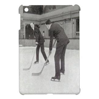 Hockey sobre hielo de Wintage iPad Mini Cobertura