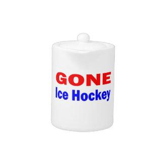 Hockey sobre hielo ido