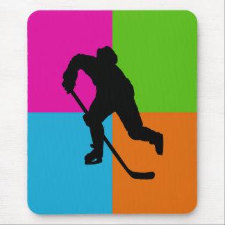 hockey sobre hielo tapetes de ratón