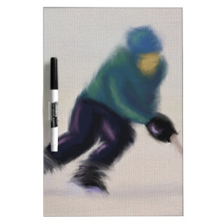 Hockey Speed, Dry Erase Board