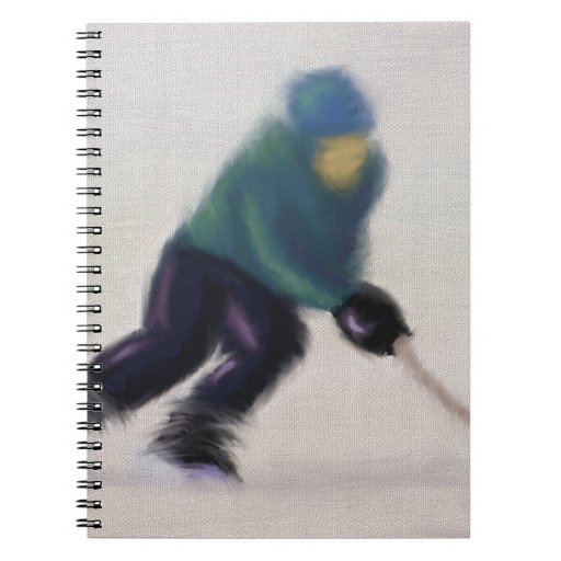 Hockey Speed, Notebook