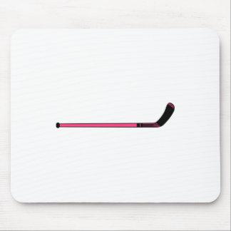 Hockey Stick Mouse Pad