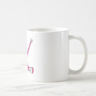 Hockey Sticks Coffee Mug