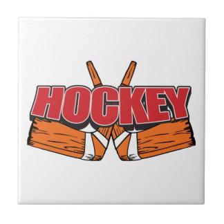Hockey Sticks Tile