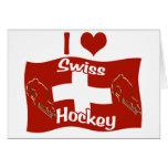 Hockey suizo felicitacion