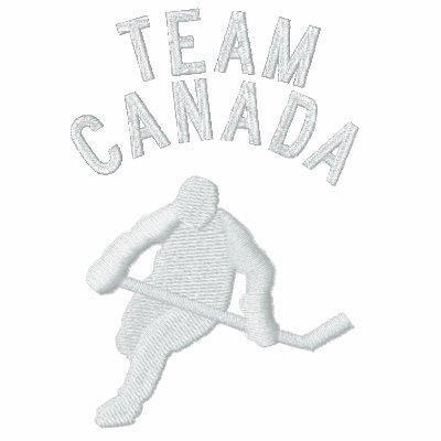 Hockey Team Canada  Custom Canadian Sports Hoody