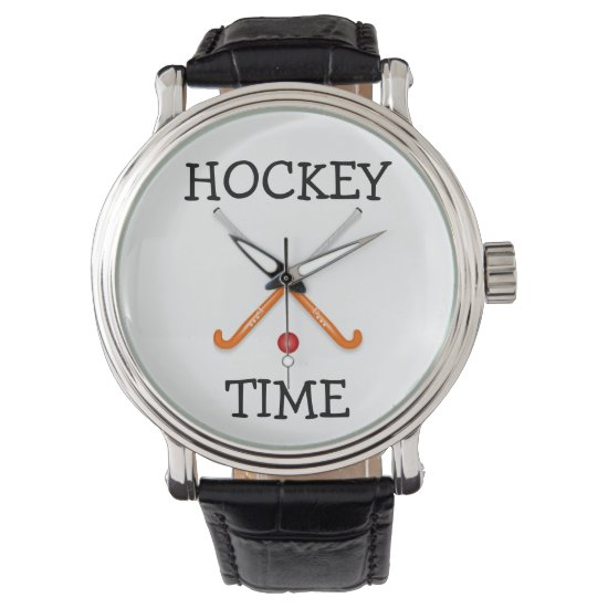 Hockey Time Watch