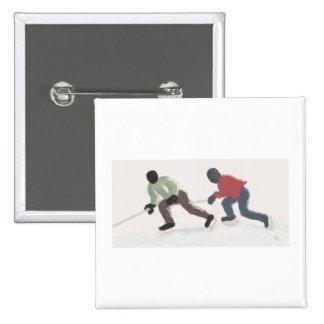 Hockey Tripping, Button