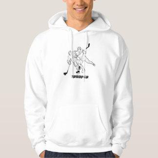 hockey trooper hoodie