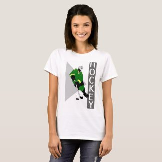 Hockey Tshirt for Women