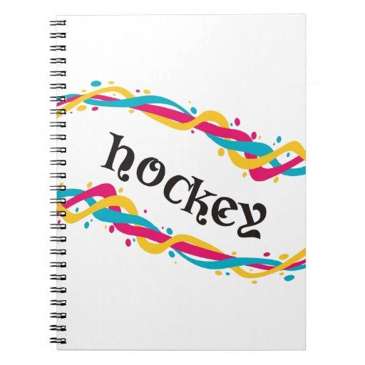 Hockey Twists Journals