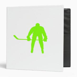 Hockey verde chartreuse, de neón