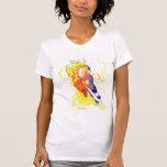 Hockey Watercolor T-shirts