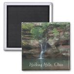 Hocking Hills, Ohio 2 Inch Square Magnet