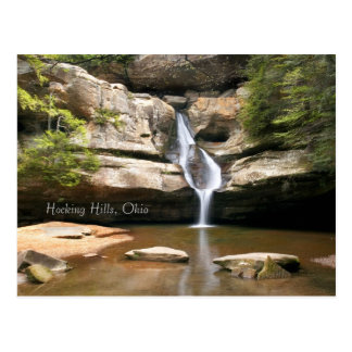 Hocking Hills, Ohio Postcard