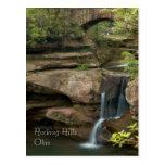 Hocking Hills, Ohio Postcard
