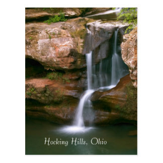 Hocking Hills Postcard